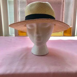 J. Crew Panama straw hat